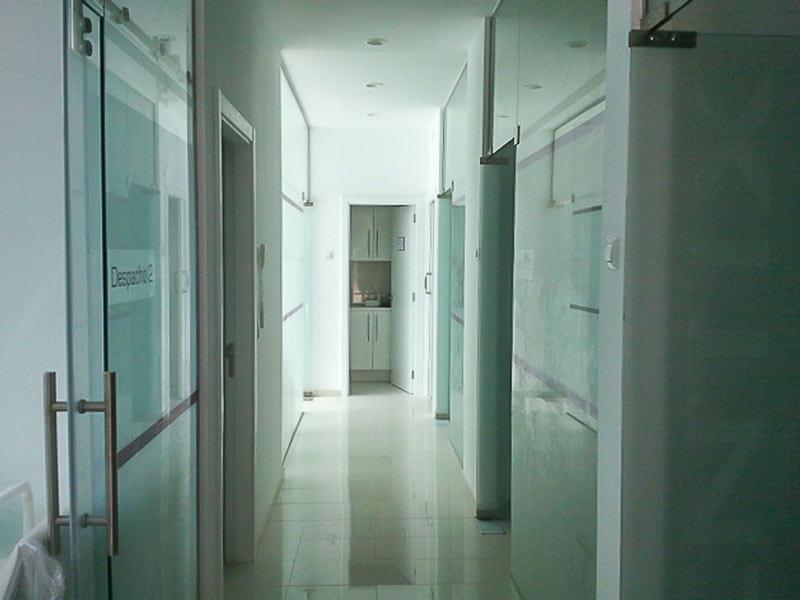Reformas interiores empresa constructora clínicas rehabilitaciones