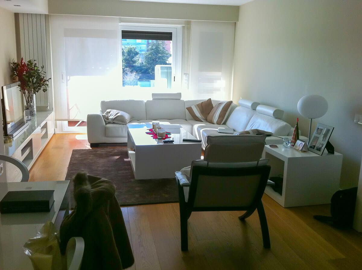 Reformas interiores viviendas